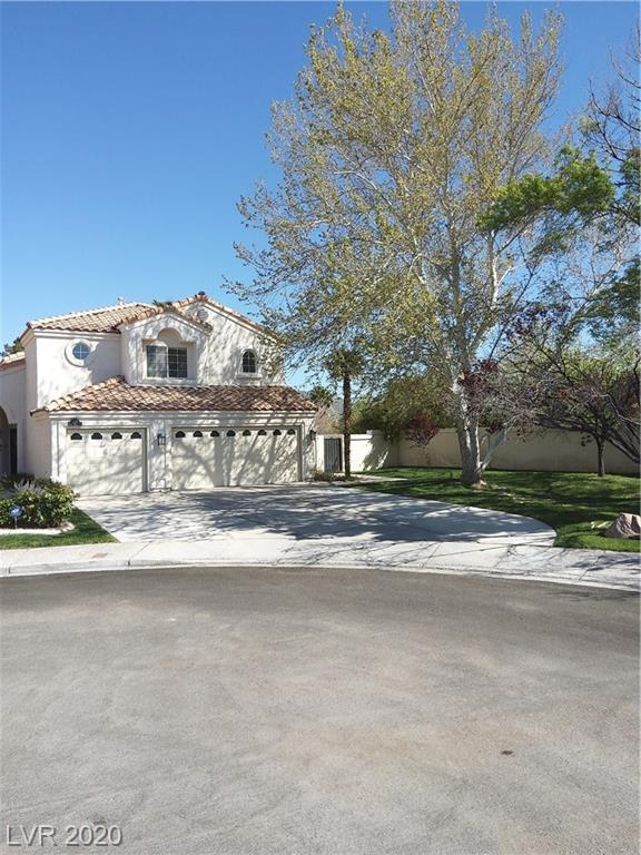 280 Willow Grove Property Photo - Henderson, NV real estate listing