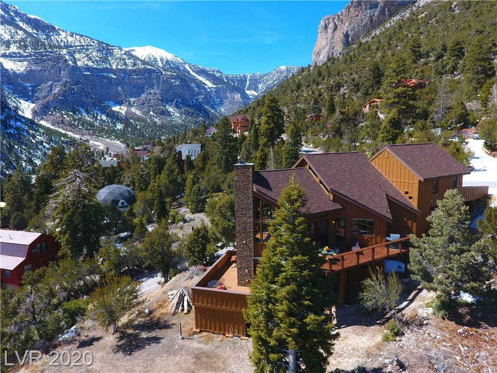 4867 Snow White Property Photo - Mount Charleston, NV real estate listing
