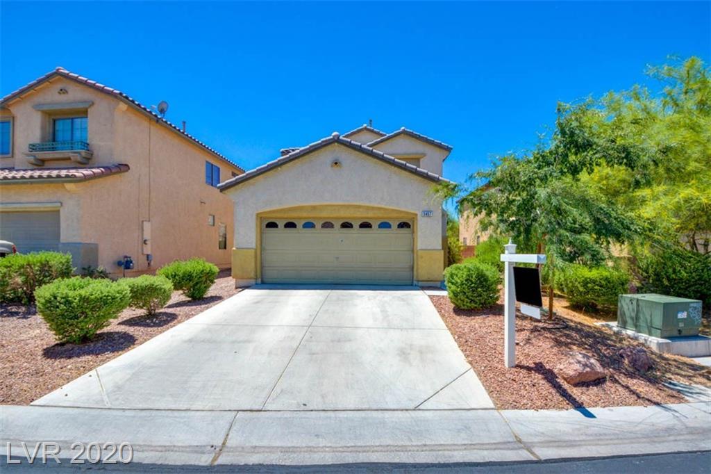3457 Lonesome Drum Property Photo - North Las Vegas, NV real estate listing