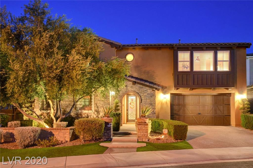 74 CONTRADA FIORE Drive Property Photo - Henderson, NV real estate listing