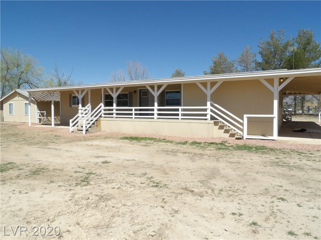 655 Oregon Avenue Property Photo - Sandy Valley, NV real estate listing