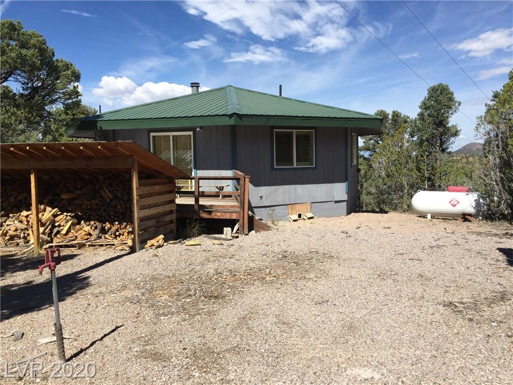 20486 Rice Road Property Photo - Pioche, NV real estate listing