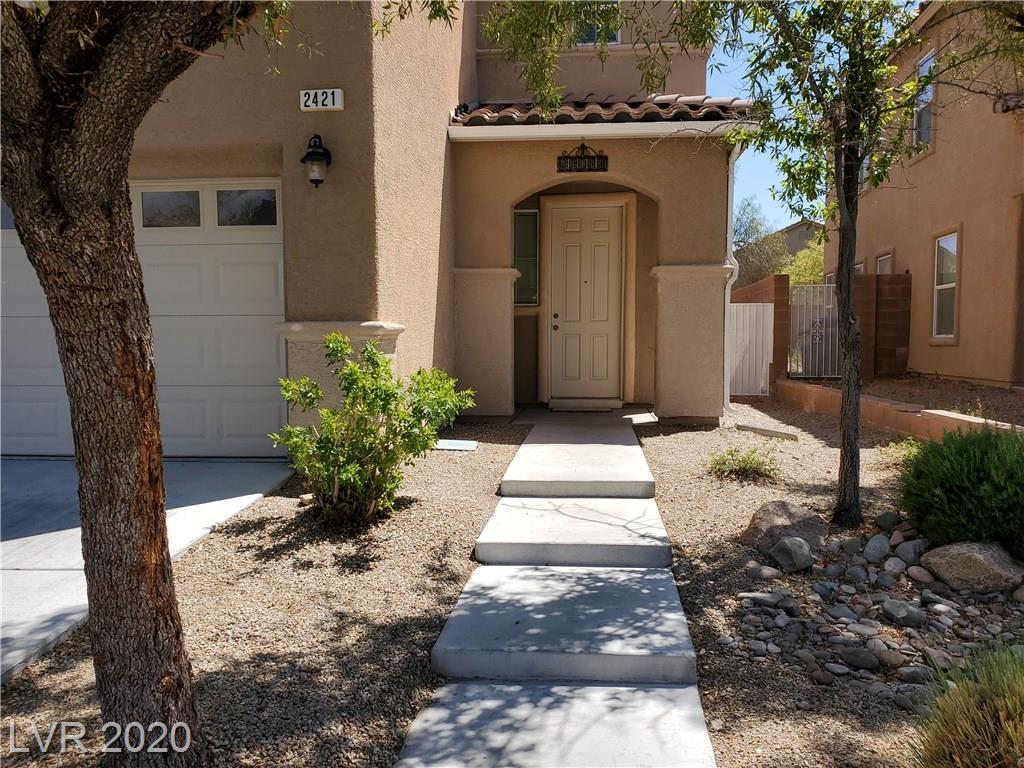 2421 Courlan Property Photo - North Las Vegas, NV real estate listing