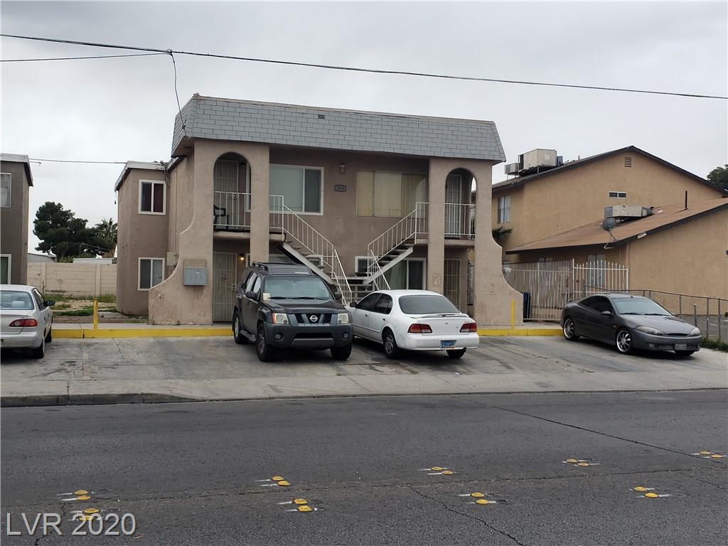 3029 Carey Property Photo - North Las Vegas, NV real estate listing