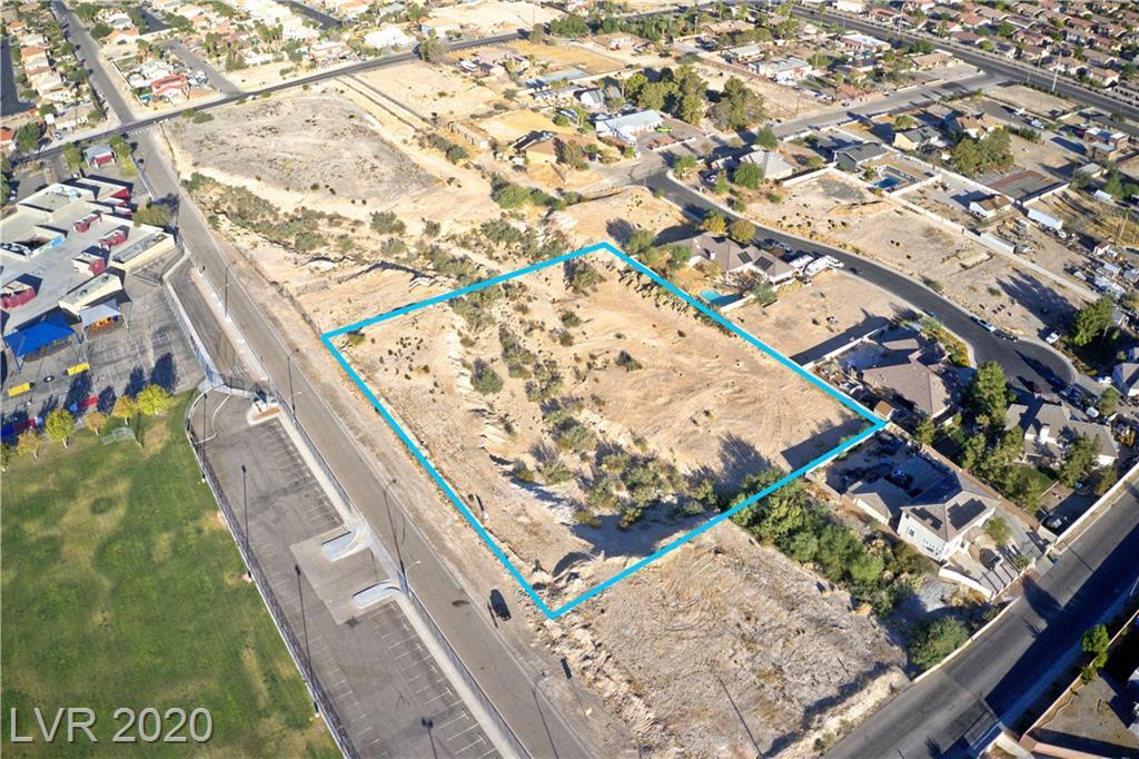 E. Linden Ave. & Clayton St. Property Photo