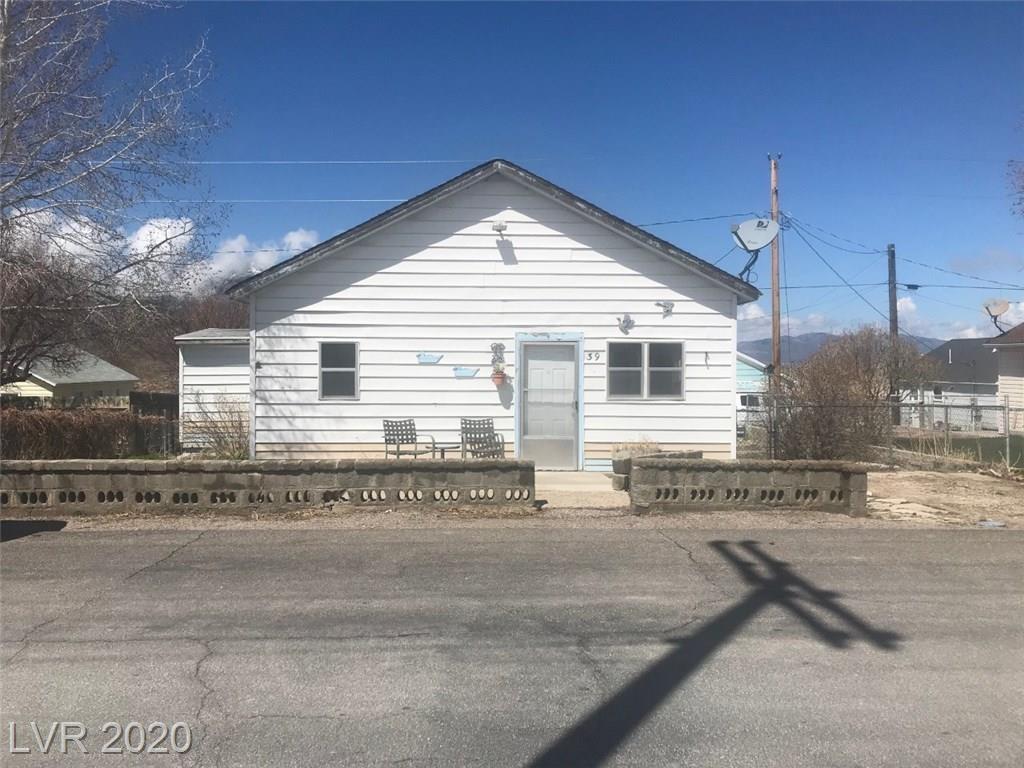 39 Sixth Street Property Photo - Mc Gill, NV real estate listing