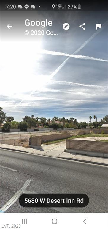 5825 Desert Inn Property Photo