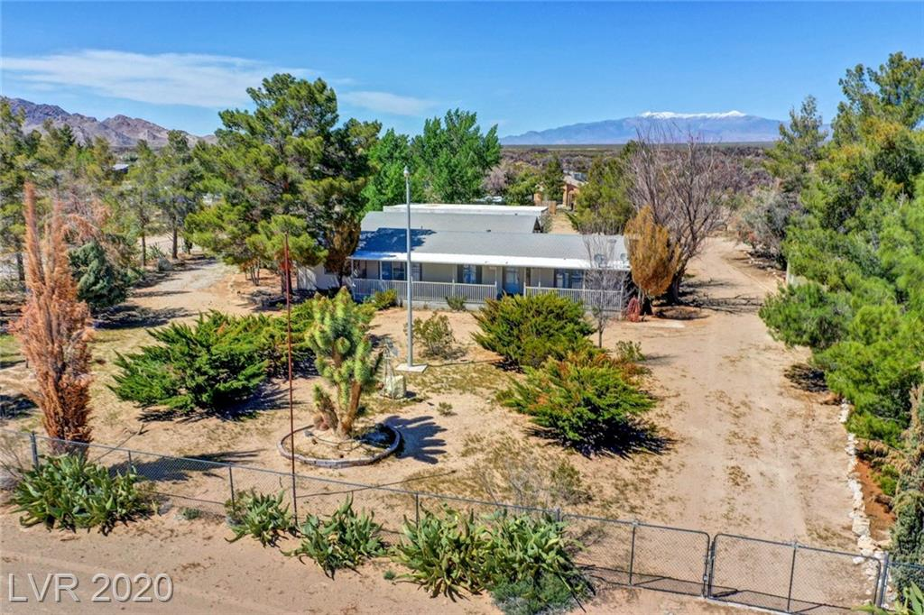 2580 Copper Property Photo - Sandy Valley, NV real estate listing