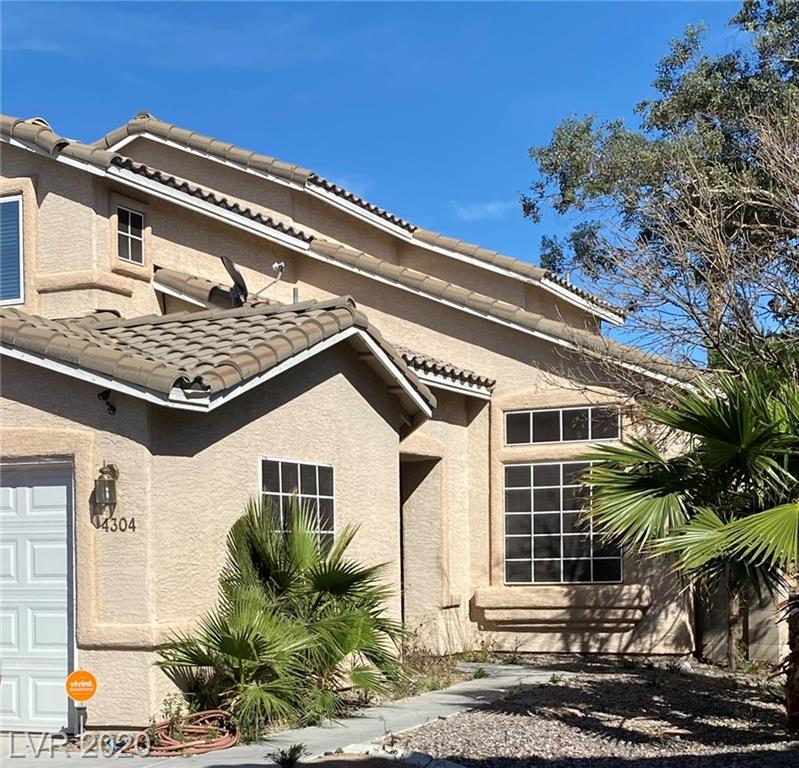 4304 Threshold Ct Property Photo - North Las Vegas, NV real estate listing