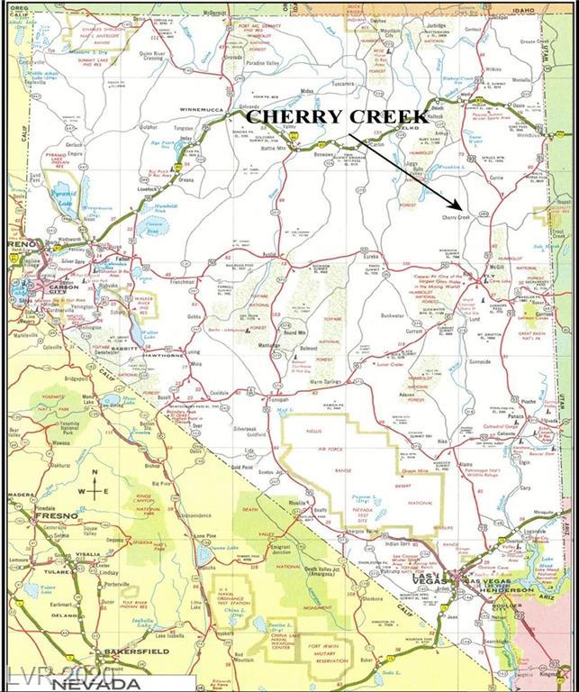 Cherry Creek NV Property Photo