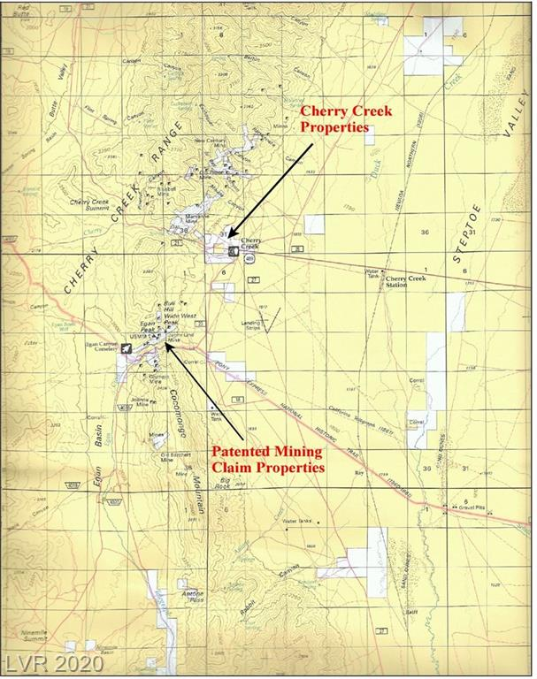 Cherry Creek Nevada Property Photo