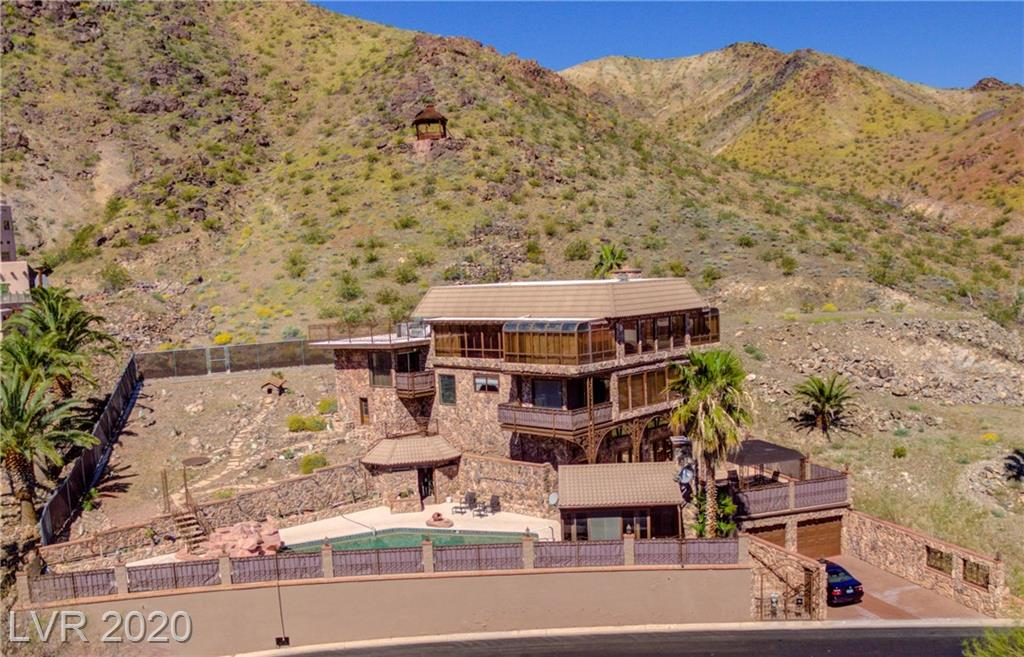 606 Lido Property Photo - Boulder City, NV real estate listing