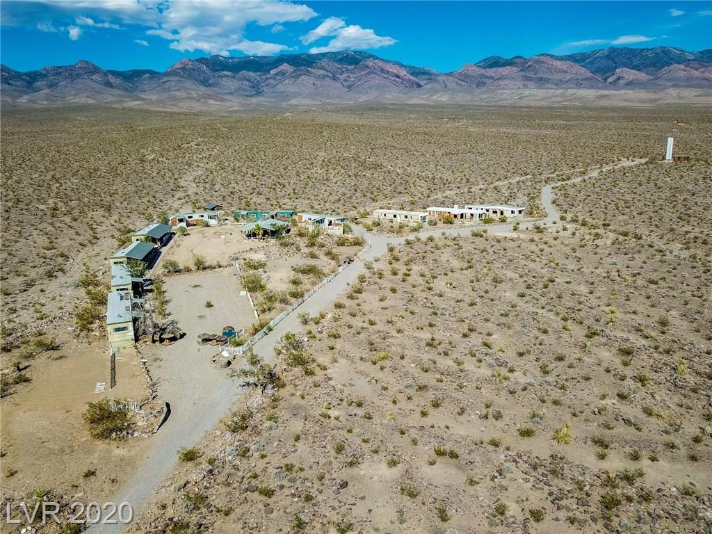 W Ohio Road Property Photo - Pahrump, NV real estate listing