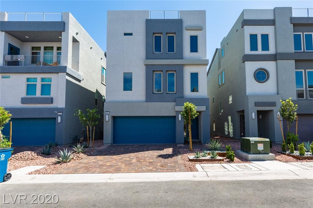 8033 Misty Canyon Property Photo - Las Vegas, NV real estate listing