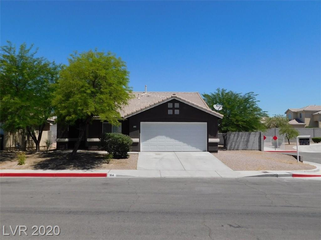 914 Country Grove Property Photo - North Las Vegas, NV real estate listing