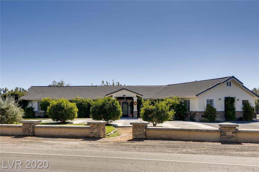 5711 Mello Property Photo - Las Vegas, NV real estate listing