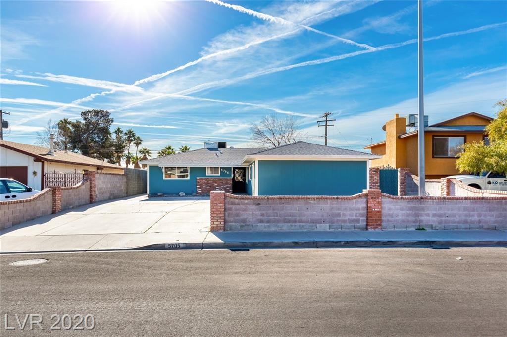 5705 EUGENE Avenue Property Photo - Las Vegas, NV real estate listing