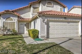 8369 Hidden Hills Property Photo - Las Vegas, NV real estate listing
