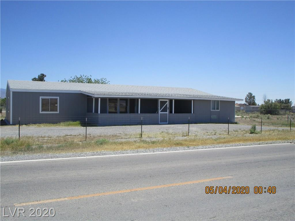 731 S Leslie Property Photo - Pahrump, NV real estate listing