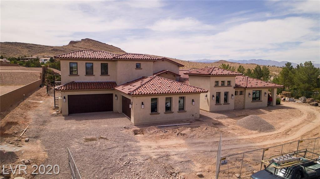 3 Augusta Canyon Property Photo - Las Vegas, NV real estate listing