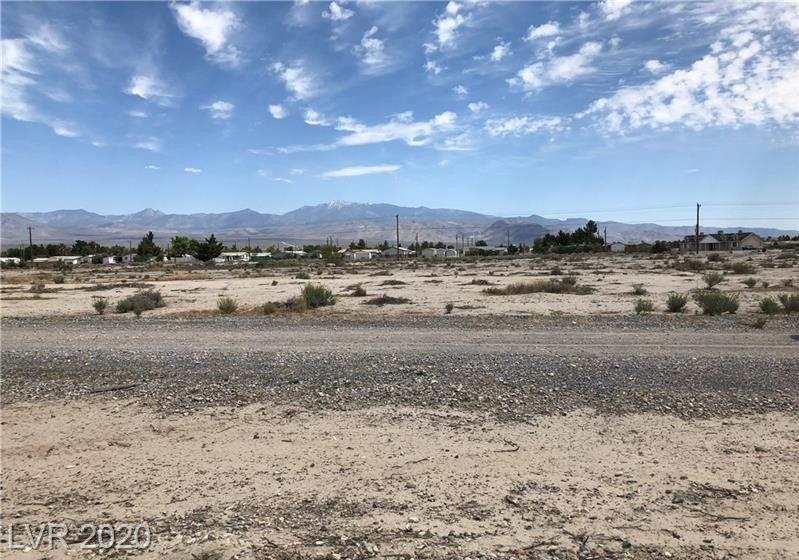 1500 Peacock Property Photo - Pahrump, NV real estate listing