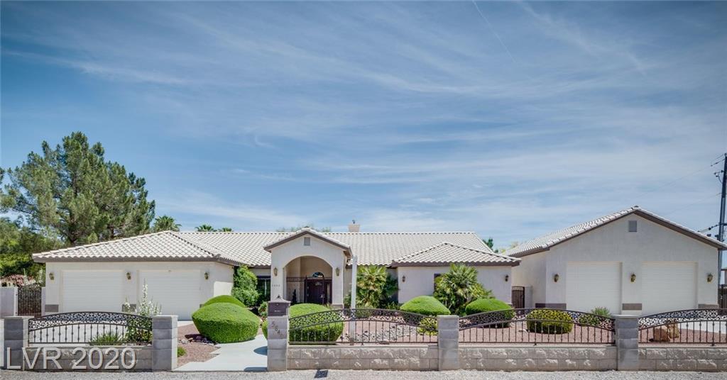 5840 Duneville Property Photo - Las Vegas, NV real estate listing