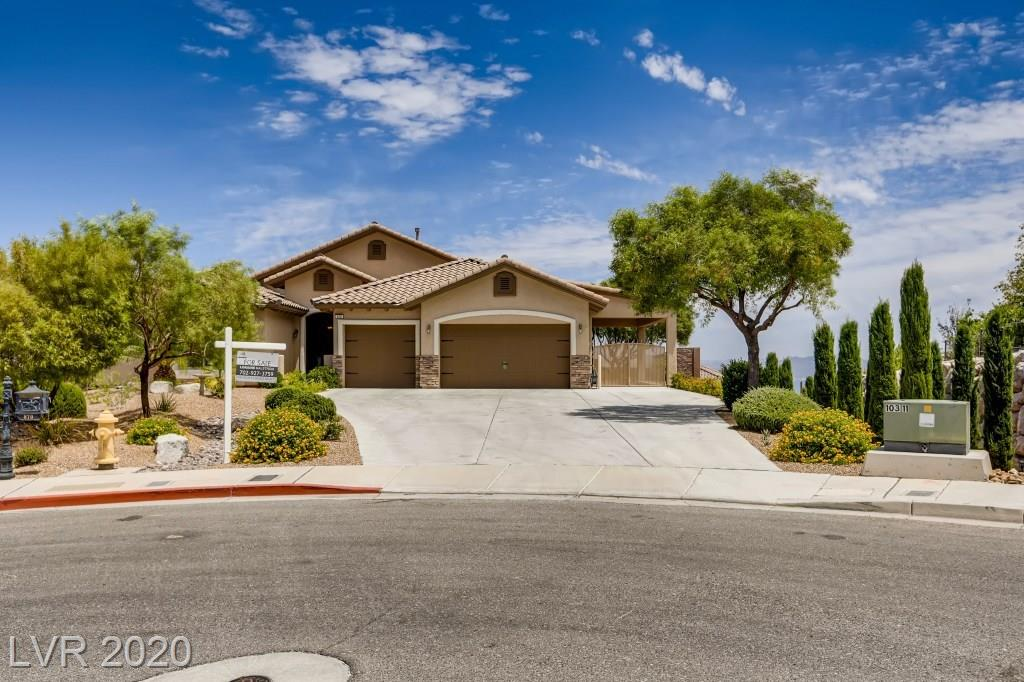870 Tuscany Cove Property Photo - Boulder City, NV real estate listing