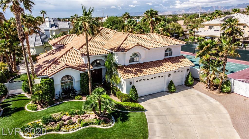 7777 WILLOW COVE Circle Property Photo - Las Vegas, NV real estate listing