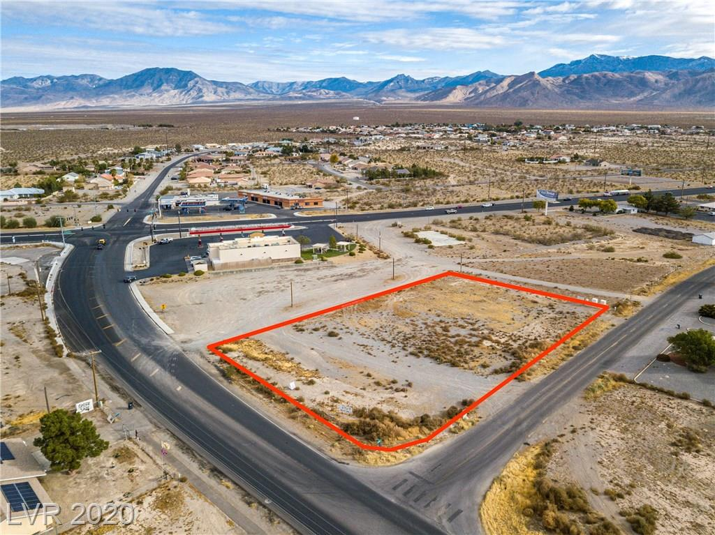 2401 S Homestead Road Property Photo - Pahrump, NV real estate listing