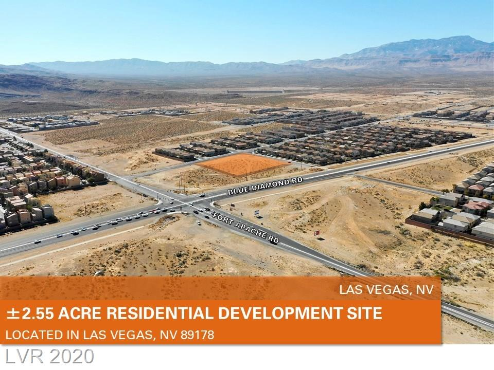 Blue Diamond Rd Property Photo - Las Vegas, NV real estate listing