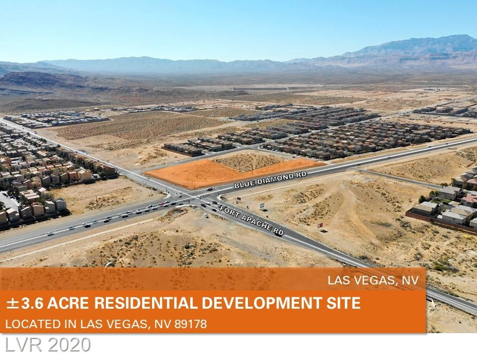 Blue Diamond Rd. Property Photo - Las Vegas, NV real estate listing