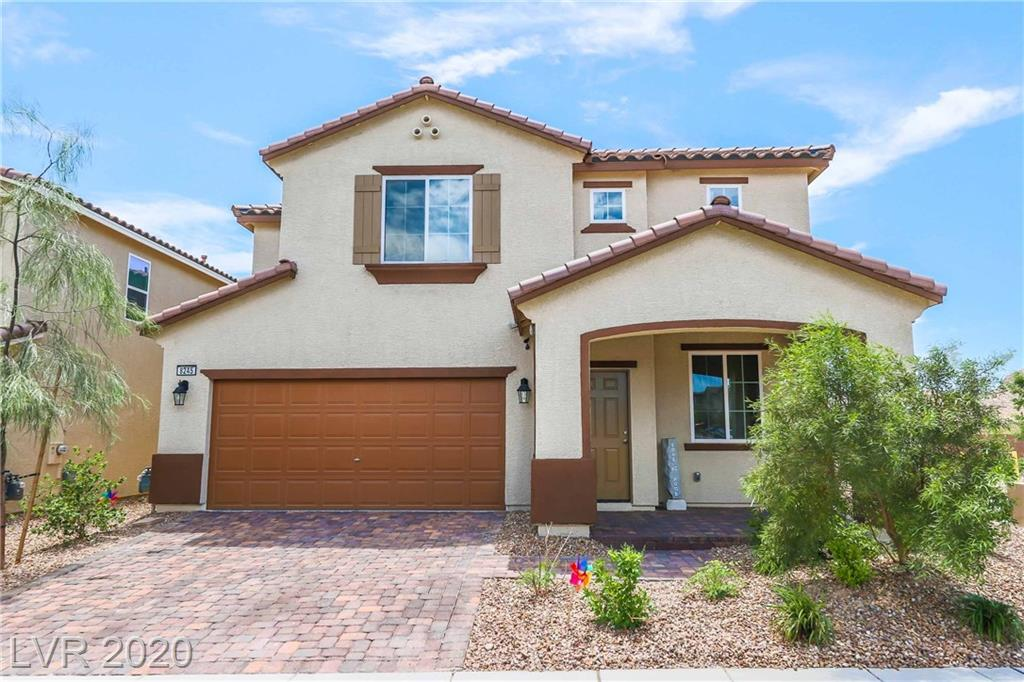 8245 Pale Laurel Avenue Property Photo - Las Vegas, NV real estate listing