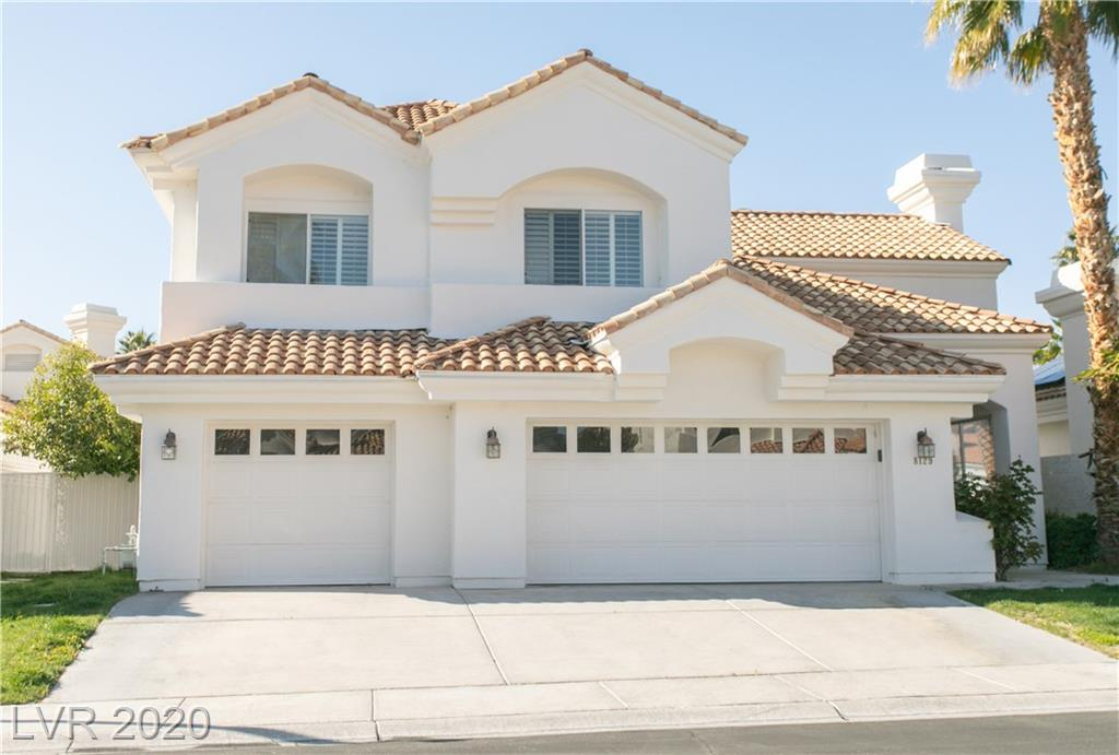 8129 Bay Harbor Property Photo - Las Vegas, NV real estate listing