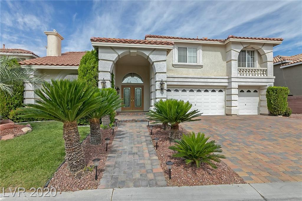 7679 Belgian Lion Property Photo - Las Vegas, NV real estate listing