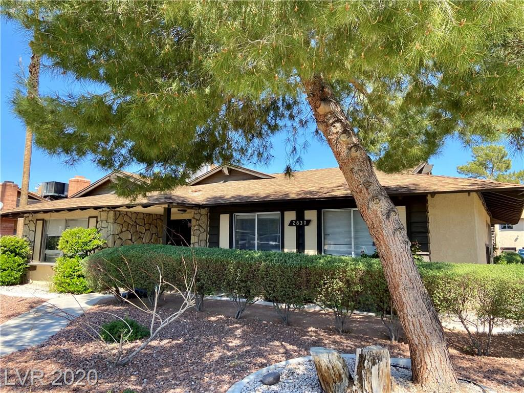 2830 Karen Property Photo - Las Vegas, NV real estate listing