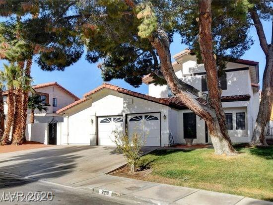 2218 Portabello Road Property Photo - Las Vegas, NV real estate listing