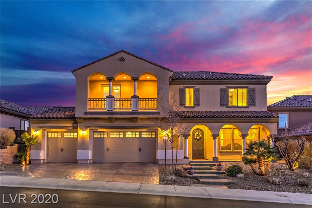 2409 LUBERON Drive Property Photo - Henderson, NV real estate listing