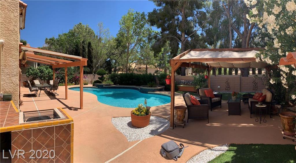 9405 Darwell Drive Property Photo - Las Vegas, NV real estate listing