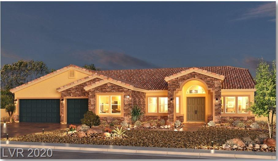 7083 ARABIAN RIDGE Street #Lot #60 Property Photo - Las Vegas, NV real estate listing