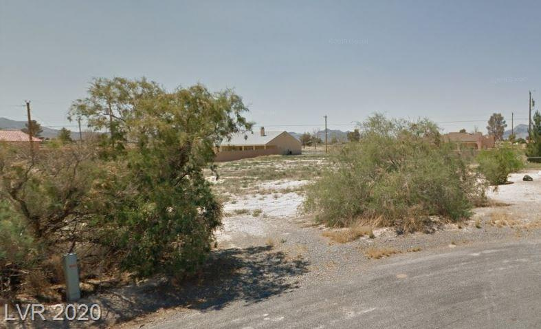 2100 Arrow Property Photo - Pahrump, NV real estate listing