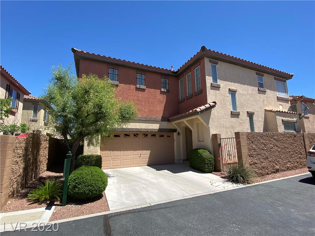 10628 Allegrini Property Photo - Las Vegas, NV real estate listing