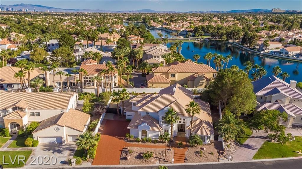 8125 Sapphire Bay Property Photo - Las Vegas, NV real estate listing