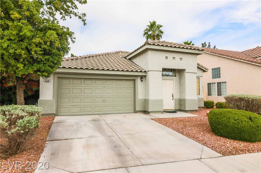 1516 Chaparral Summit Property Photo - Las Vegas, NV real estate listing