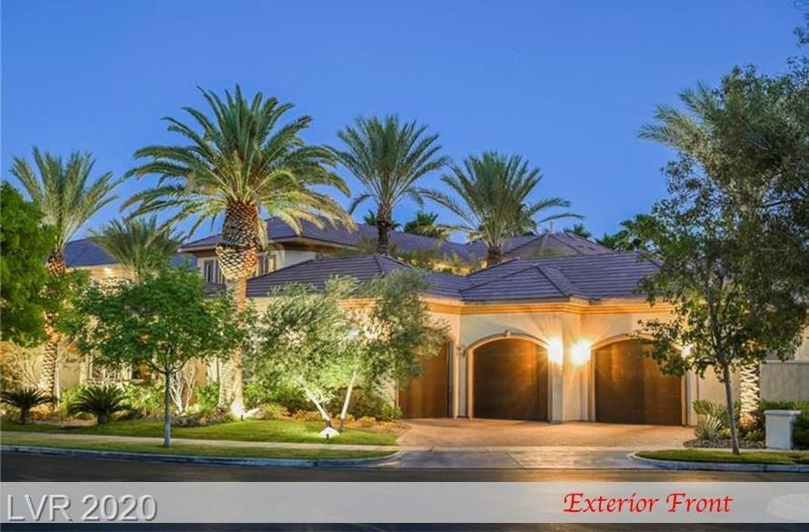 9325 Canyon Classic Property Photo - Las Vegas, NV real estate listing