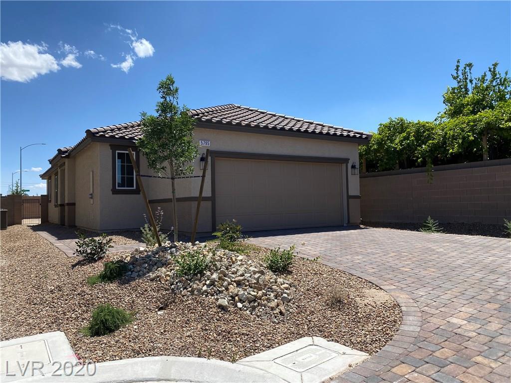 5795 Amber Orchard Property Photo - Las Vegas, NV real estate listing