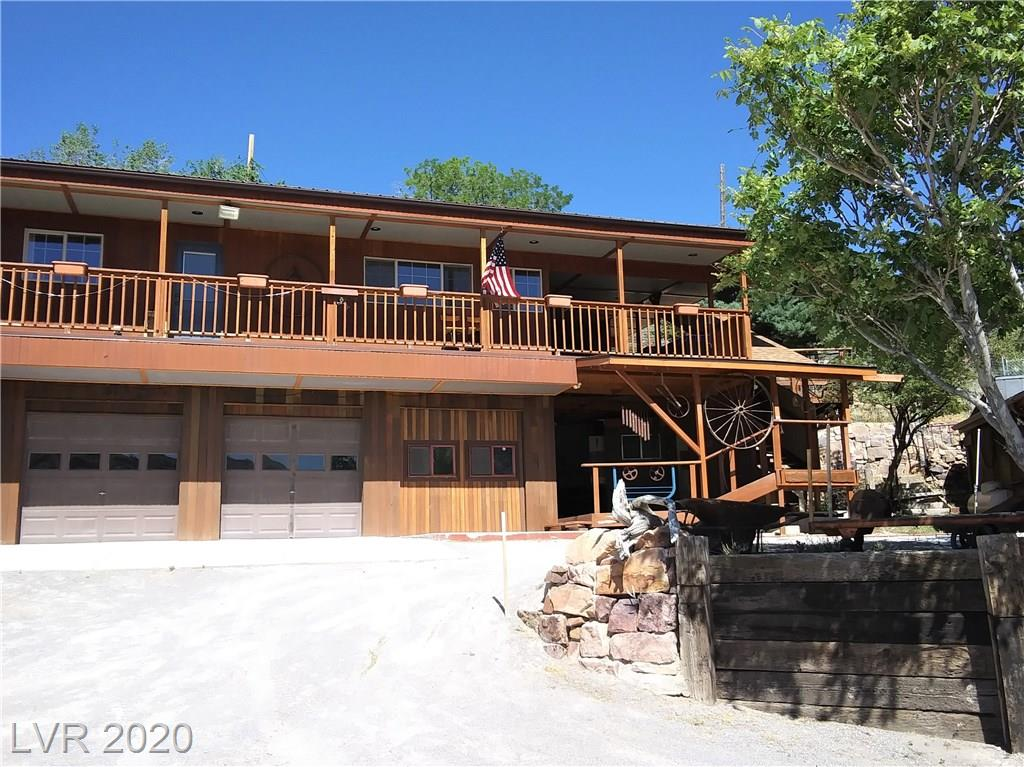695 McCannon Property Photo - Pioche, NV real estate listing