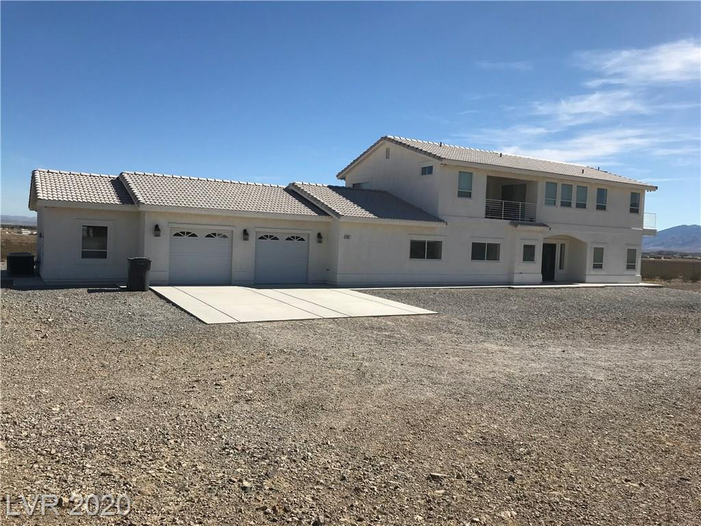 601 Warren Property Photo - Pahrump, NV real estate listing