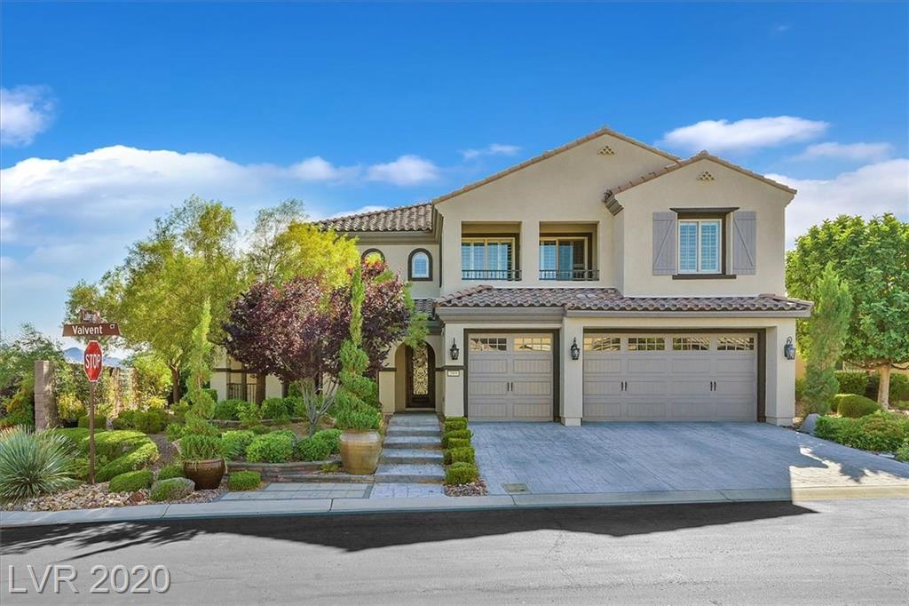 2909 Valvent Property Photo - Henderson, NV real estate listing