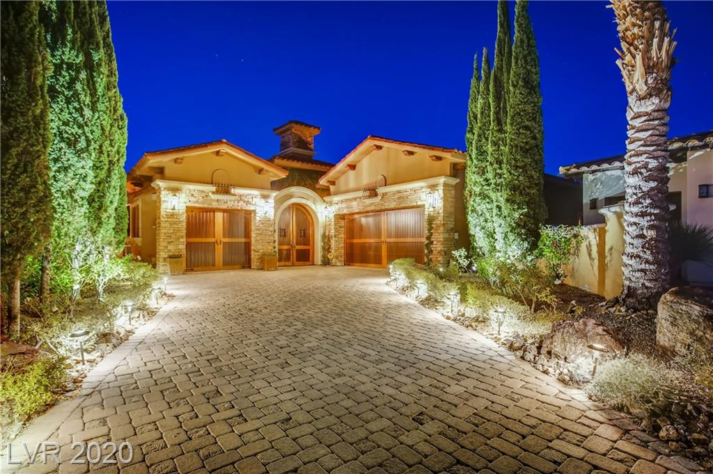 4 RUE ALLARD Way Property Photo - Henderson, NV real estate listing