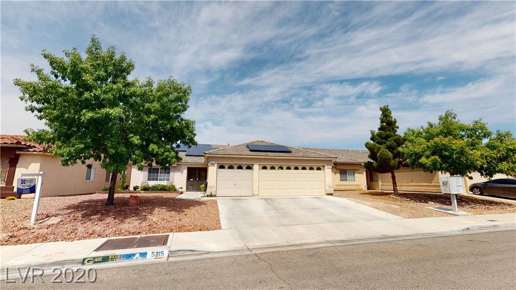 5215 Coleman Street Property Photo - North Las Vegas, NV real estate listing
